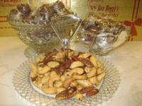 Heggy's Fancy Mixed Nuts